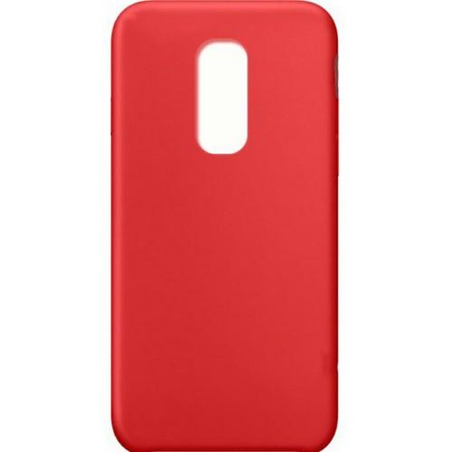 Силиконовый чехол Buenos Xiaomi Redmi Note 4x (Красный)