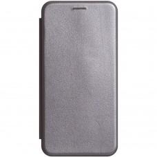 Чехол-книжка Оригинал Samsung S7 (Серый)