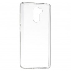 Силиконовый чехол WS Xiaomi Redmi 4 Prime (прозрачный)