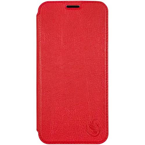 Чехол-книжка Flame Book Samsung Xiaomi Redmi 8A (Красный)