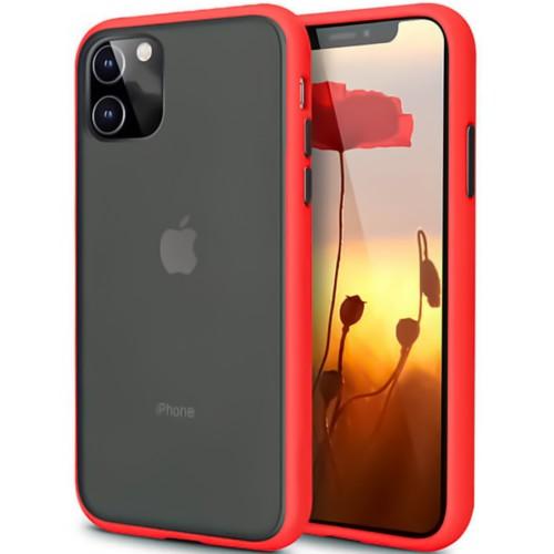 Накладка Totu Gingle Series Apple iPhone 11 (Красный)