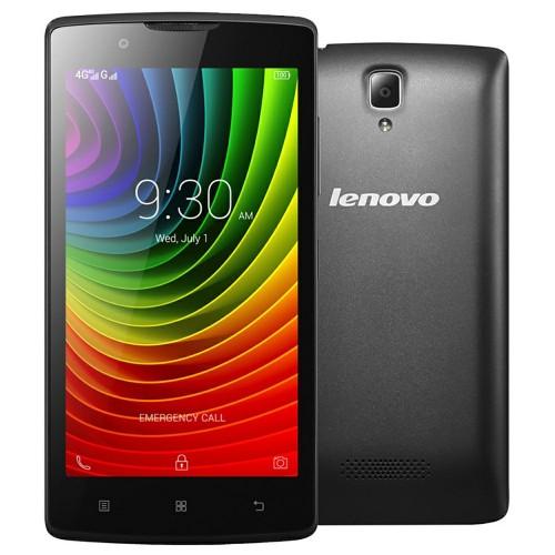 Силиконовый чехол Lenovo A2010 Темный