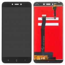 Дисплейный модуль Xiaomi Redmi 4x (Black)