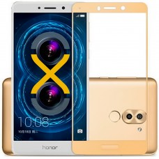 Стекло Huawei Honor 6X / GR5 (2017) Gold
