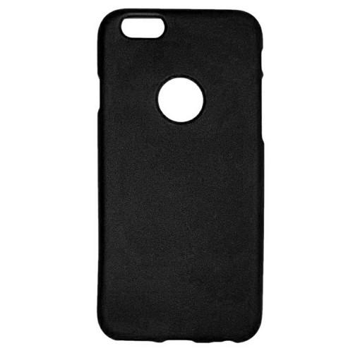 Силиконовый чехол Buenos Apple iPhone 6 / 6s (Чёрный)