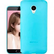 Силиконовый чехол Original Meizu M5 Note (Blue)