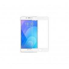 5D Защитное стекло для Meizu M6 White