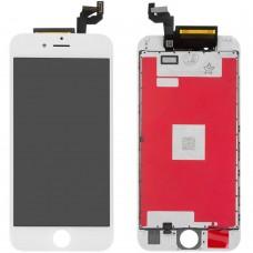 Дисплейный модуль Apple iPhone 5S / SE (White) (High Copy)