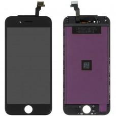 Дисплейный модуль Apple iPhone 6G (Black) (High Copy)