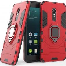 Бронь-чехол Ring Armor Case Xiaomi Redmi Note 4 / Note 4x (Красный)