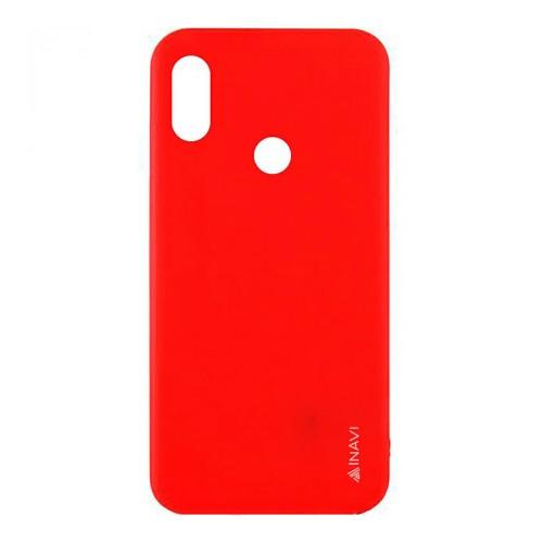 Силикон iNavi Color Xiaomi Redmi S2 (красный)