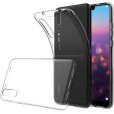 Силикон WS Huawei P20 (прозрачный)