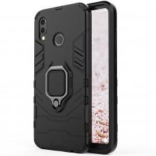 Бронь-чехол Ring Armor Case Huawei P20 Lite (чёрный)