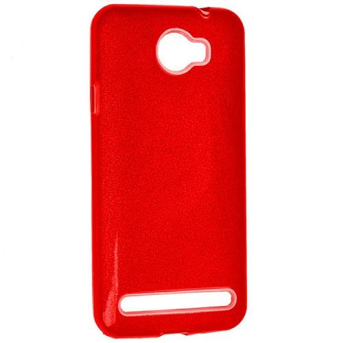 Силикон Glitter Huawei Y5-2 (Красный)