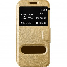 Чехол-книжка Onjess Samsung Galaxy J5 Prime G570 (Золотой)