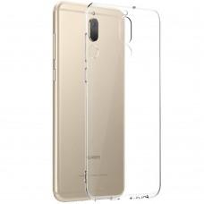 Силикон WS Huawei Mate 10 Lite (прозрачный)