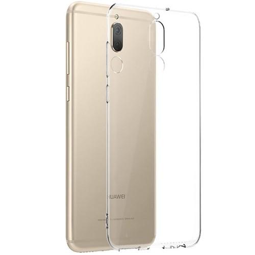 Силиконовый чехол WS Huawei Mate 10 Lite (прозрачный)