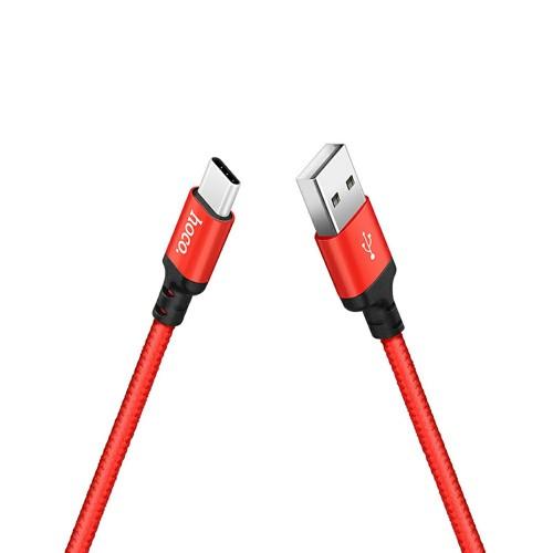 USB кабель Hoco X14 Times Speed (2m) (Type-C)