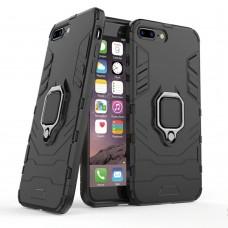 Бронь-чехол Ring Armor Case Apple iPhone 7 Plus / 8 Plus (Чёрный)