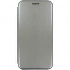 Чехол-книжка Оригинал Huawei Honor 8X (Серый)