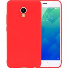 Силикон iNavi Color Meizu M6s (Красный)