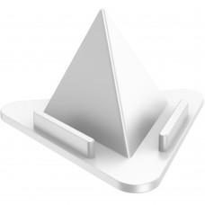 Держатель для смартфона Пирамида (Белый)