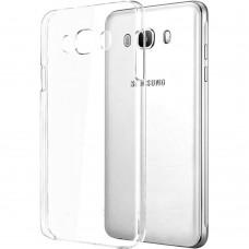 Силиконовый чехол WS Samsung Galaxy J7 (2016) J710 (прозрачный)