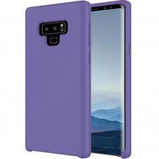 Силикон Original Case Samsung Galaxy Note 9 (Фиолетовый)