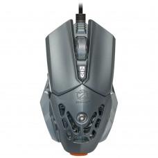 Мышь проводная игровая Zornwee GX30 (Чёрный)