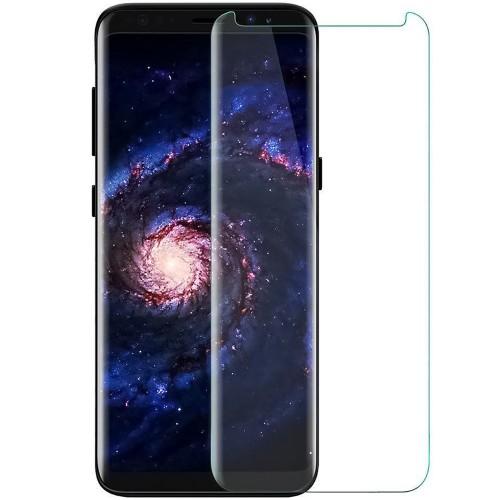 Стекло 5D UV Glue Samsung Galaxy S8 / S9 (Clear)