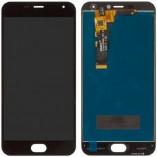 Дисплейный модуль Meizu M2 Mini (M578) (Black) (микросхема 5*5мм)
