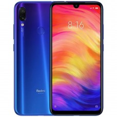 Мобильный телефон Xiaomi Redmi Note 7 4/64Gb (Neptune Blue)