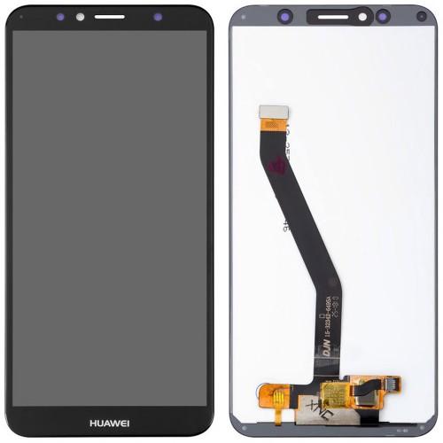 Дисплейный модуль Huawei Y6 (2018) / Y6 Prime (2018) / Honor 7A Pro / Honor 7C (Black)