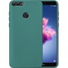 Силикон Original 360 Case Huawei P Smart (Тёмно-зелёный)