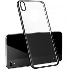 Силикон UMKU Line Huawei Honor 8S (Чёрный)
