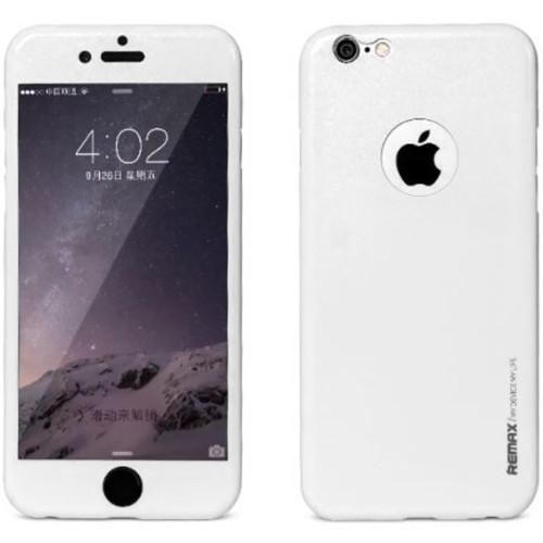 Чехол Remax Slim Skin 360 Apple IPhone 6 / 6s (White)
