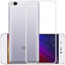 Силиконовый чехол WS Xiaomi Mi5s (прозрачный)