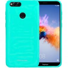 Силикон Molan Shining Huawei Honor 7X  (Бирюзовый)