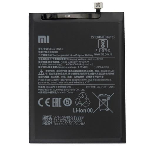 Аккумулятор Xiaomi Redmi 8 / Redmi 8A (BN51) АКБ