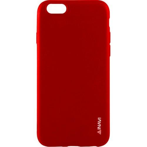 Силикон iNavi Color Xiaomi Redmi 4a (красный)