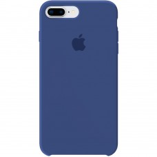 Силикон Original Case Apple iPhone 7 Plus / 8 Plus (22) Blue Cobalt