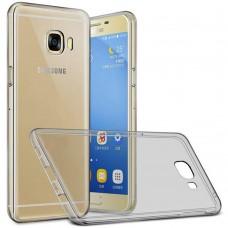 Силикон WS Samsung Galaxy J5 Prime G570 (Серый)