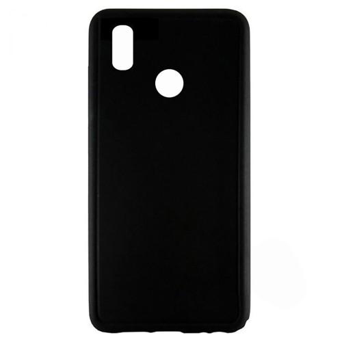 Силиконовый чехол Graphite Xiaomi Mi8 SE (черный)