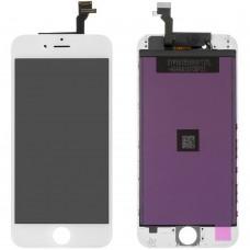 Дисплейный модуль Apple iPhone 6G (White) (High Copy)