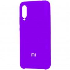 Силиконовый чехол Original Case Xiaomi Mi9 (Фиолетовый)