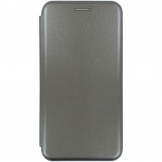 Чехол-книжка Оригинал Nokia 7 Plus (Серый)