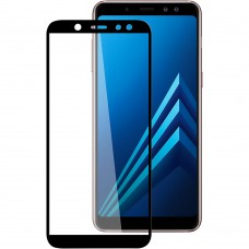 5D Стекло Samsung Galaxy A6 Plus (2018) A605 Black