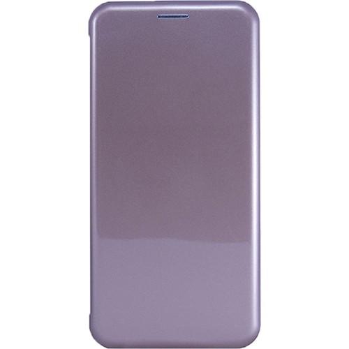 Чехол-книжка Deluxe Apple iPhone XS Max (Розовое золото)