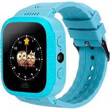 Детские смарт-часы Smart Baby Watch Q8 (Blue)