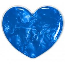 Холдер Popsocket Marble Heart (Голубой)